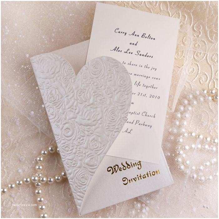 Tagline for Wedding Invitation Romantic Invites