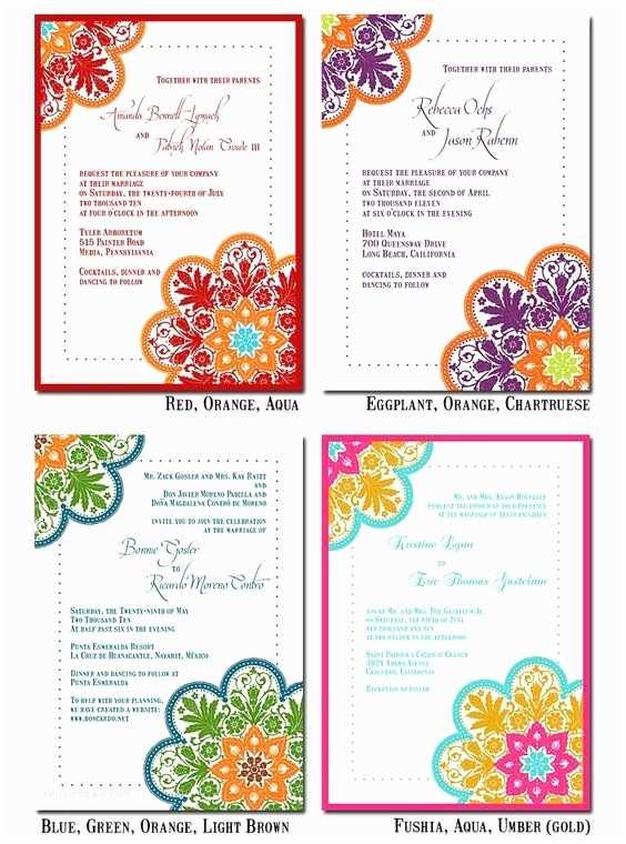 Talavera Wedding Invitations Pinterest • the World's Catalog Of Ideas