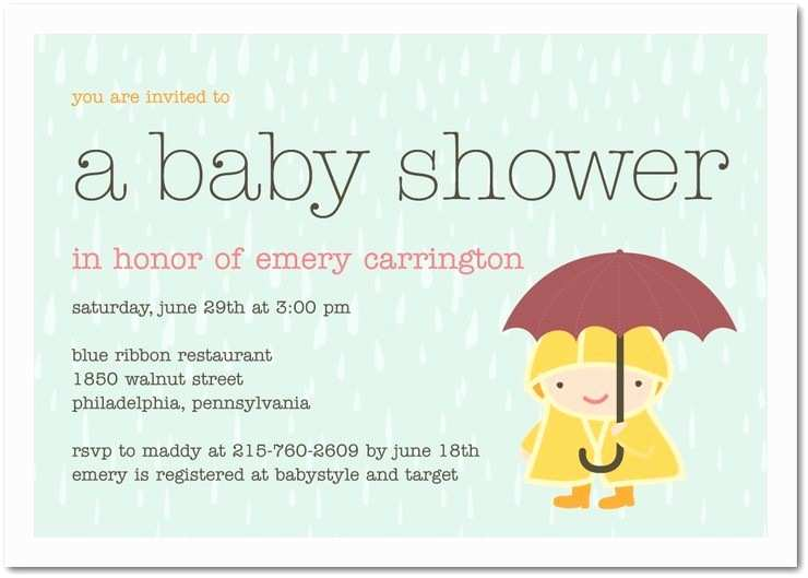 Target Baby Shower Invitations Invitation for Baby Shower Enchanting Baby Shower