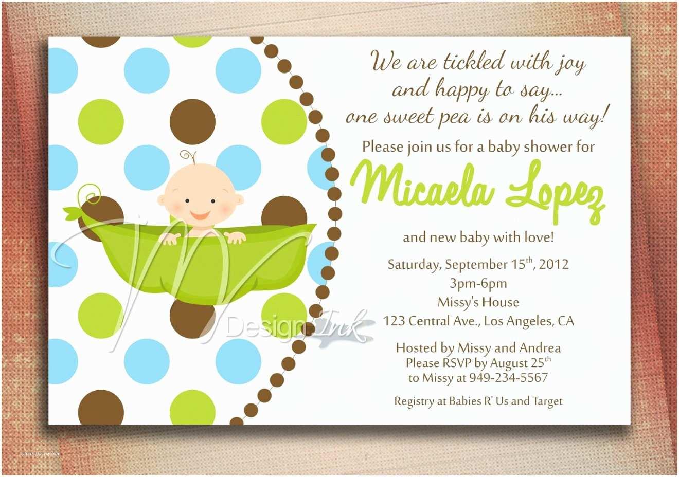 Target Baby Shower Invitations Tar Registry Cards for Baby Shower Invitations Image