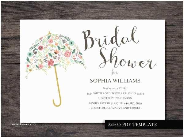 Target Bridal Shower Invitations 13 Free Printable Bridal Shower Invitations with Style