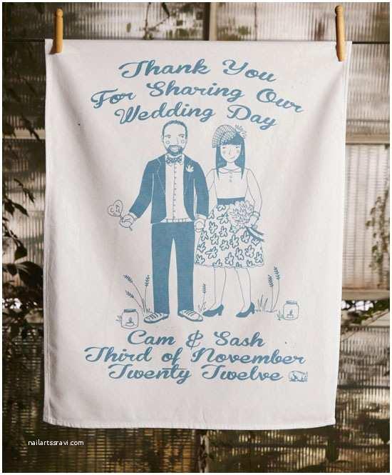 Tea Towel Wedding Invitations Wedding Invitation Timeline & Inspiration
