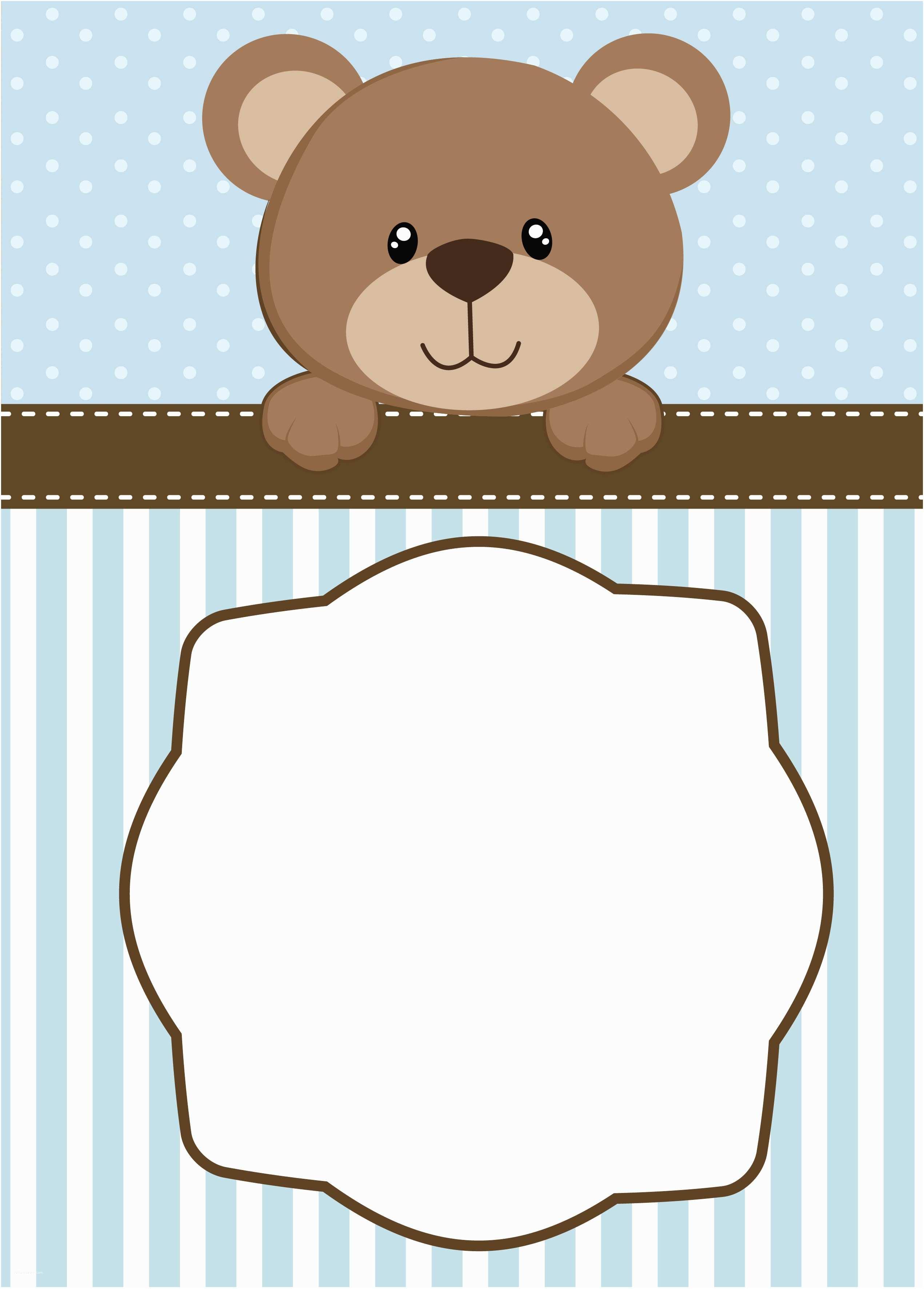 Teddy Bear Baby Shower Invitations Create Teddy Bear Baby Shower Invitations Printable