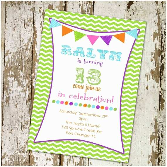 Teen Birthday Invitations 17 Best Images About Random Things On Pinterest