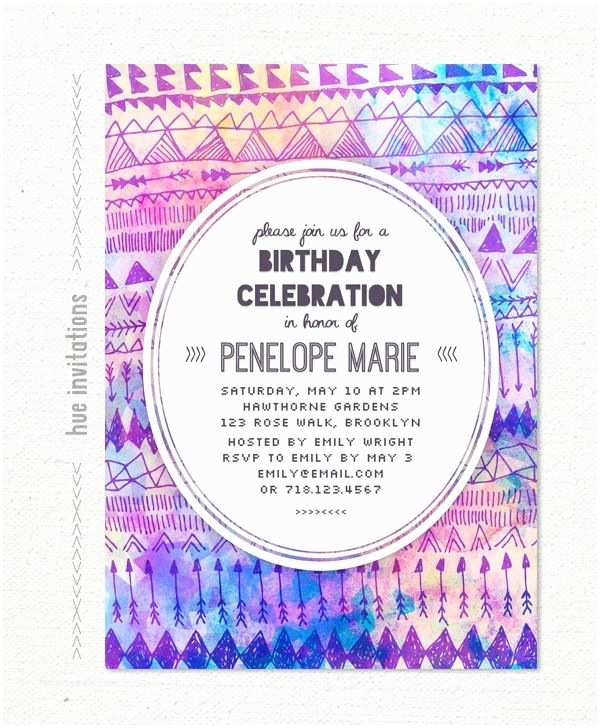 Teenage Party Invitations 17 Best Ideas About Teen Birthday Invitations On Pinterest