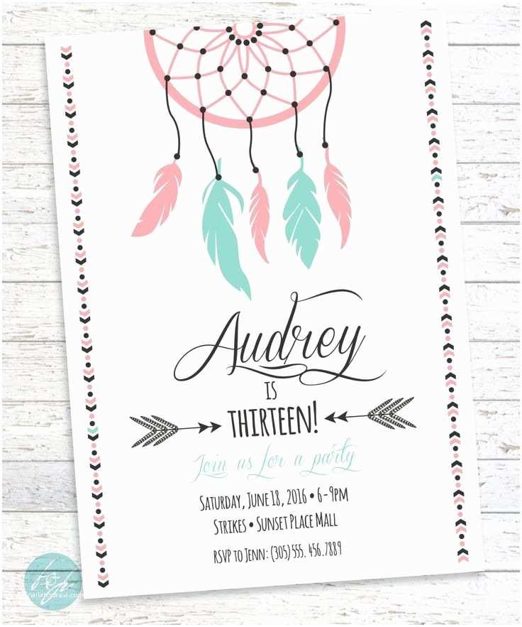 Teenage Party Invitations Best 25 Teen Birthday Invitations Ideas On Pinterest