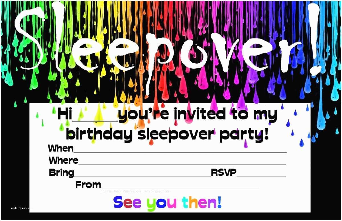 Teenage Party Invitations Teenage Girl Birthday Invitations Free Printable