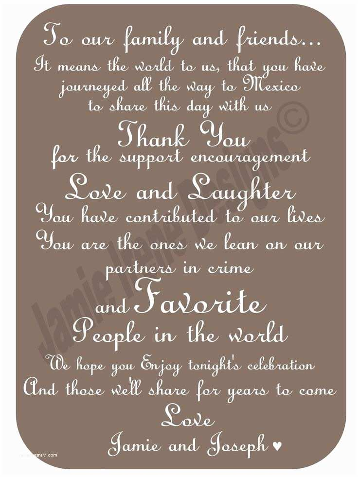 Thank You Message for Wedding Invitation Best 25 Thank You Card Wording Ideas On Pinterest