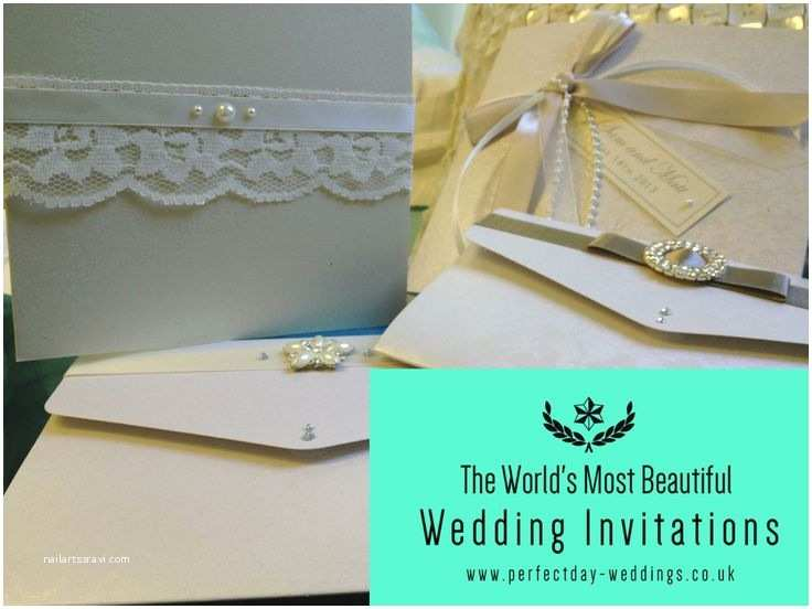 The Most Beautiful Wedding Invitations 10 Best the Best Handmade Bespoke Wedding Invitations by