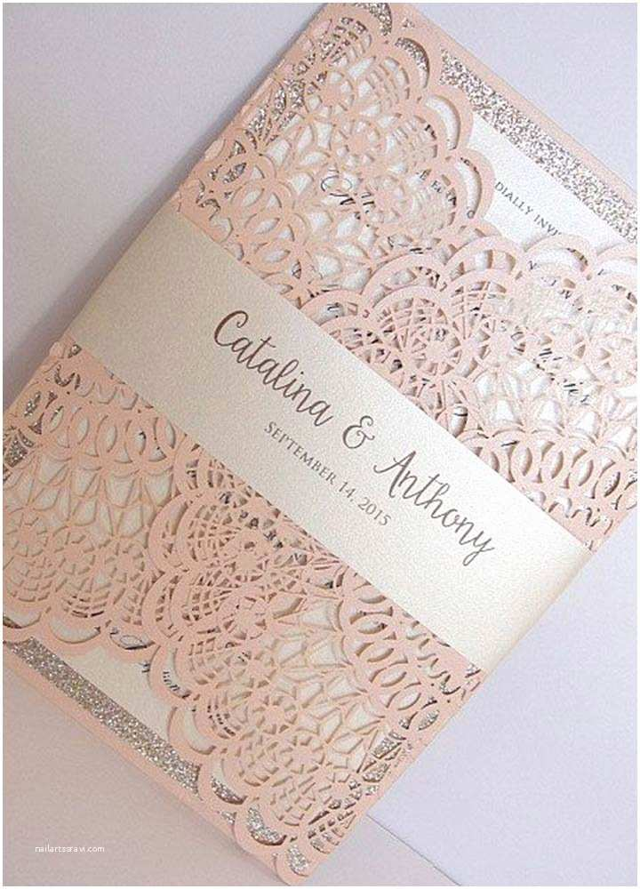 The Most Beautiful Wedding Invitations 10 the Best Laser Cut Wedding Invitations
