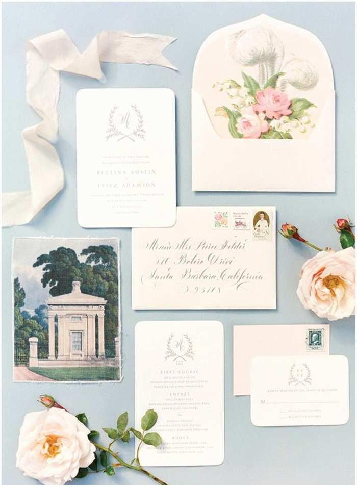 The Most Beautiful Wedding Invitations 1001 Idées Pour Le Meilleur Faire Part Mariage Disney
