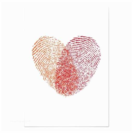 Thumbprint Heart Wedding Invitation 169 Best Images About Valentines Wedding Invitations On
