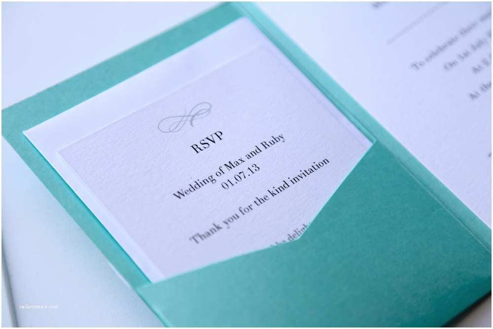 Tiffany Blue Pocket Wedding Invitations Tiffany Blue Book Style Pocketfold Vintage Wedding