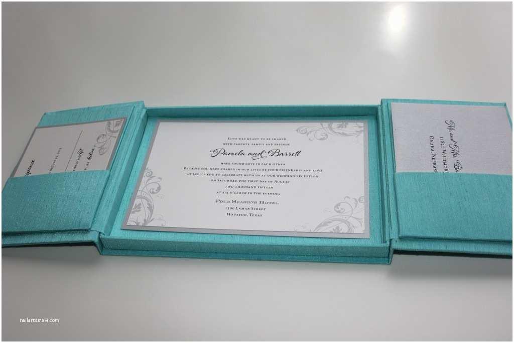 Tiffany Blue Pocket Wedding Invitations Tiffany Blue Invitations