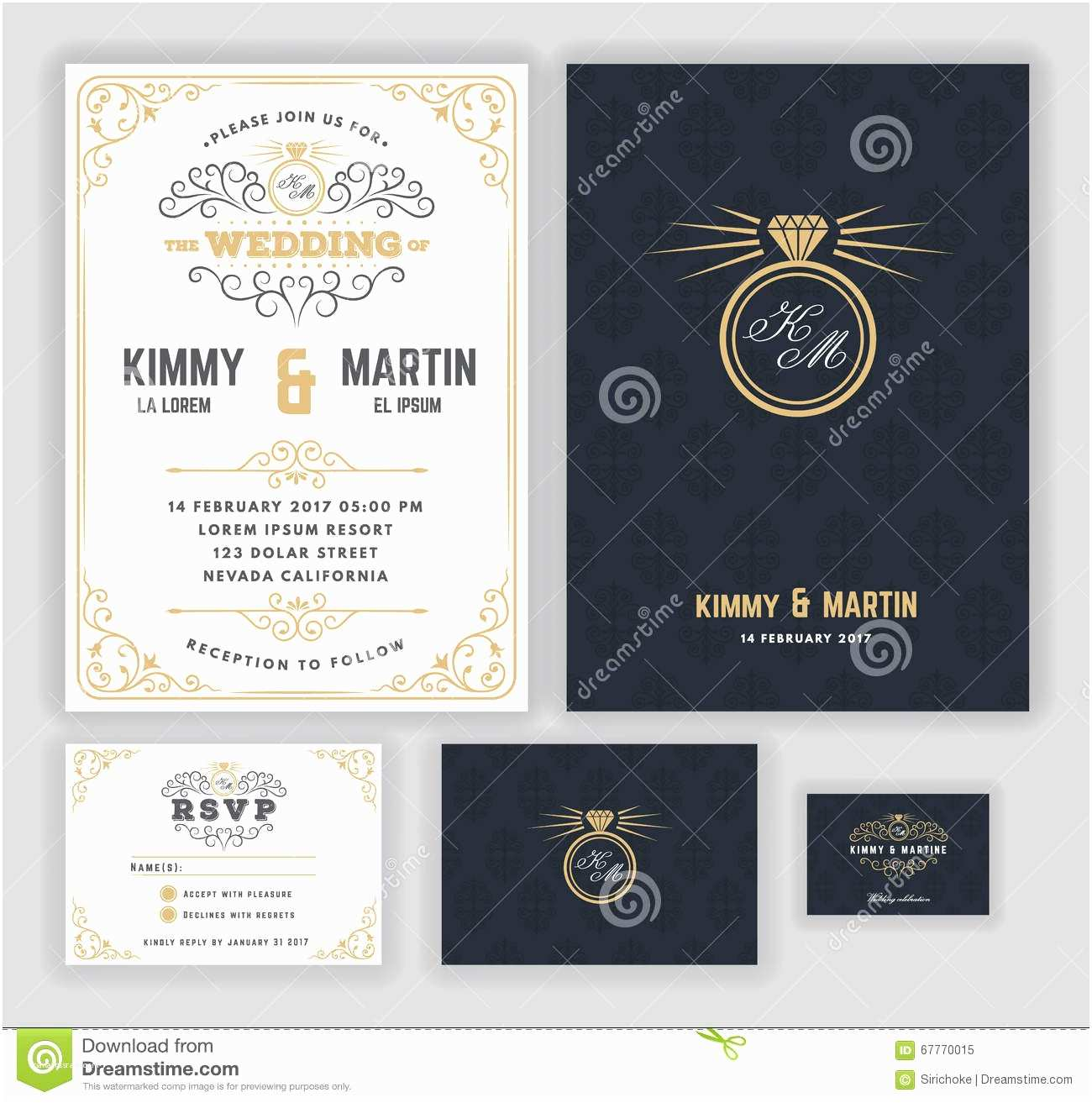 Time Frame for Wedding Invitations Creative Wedding Invitations with Flourish and Twirls