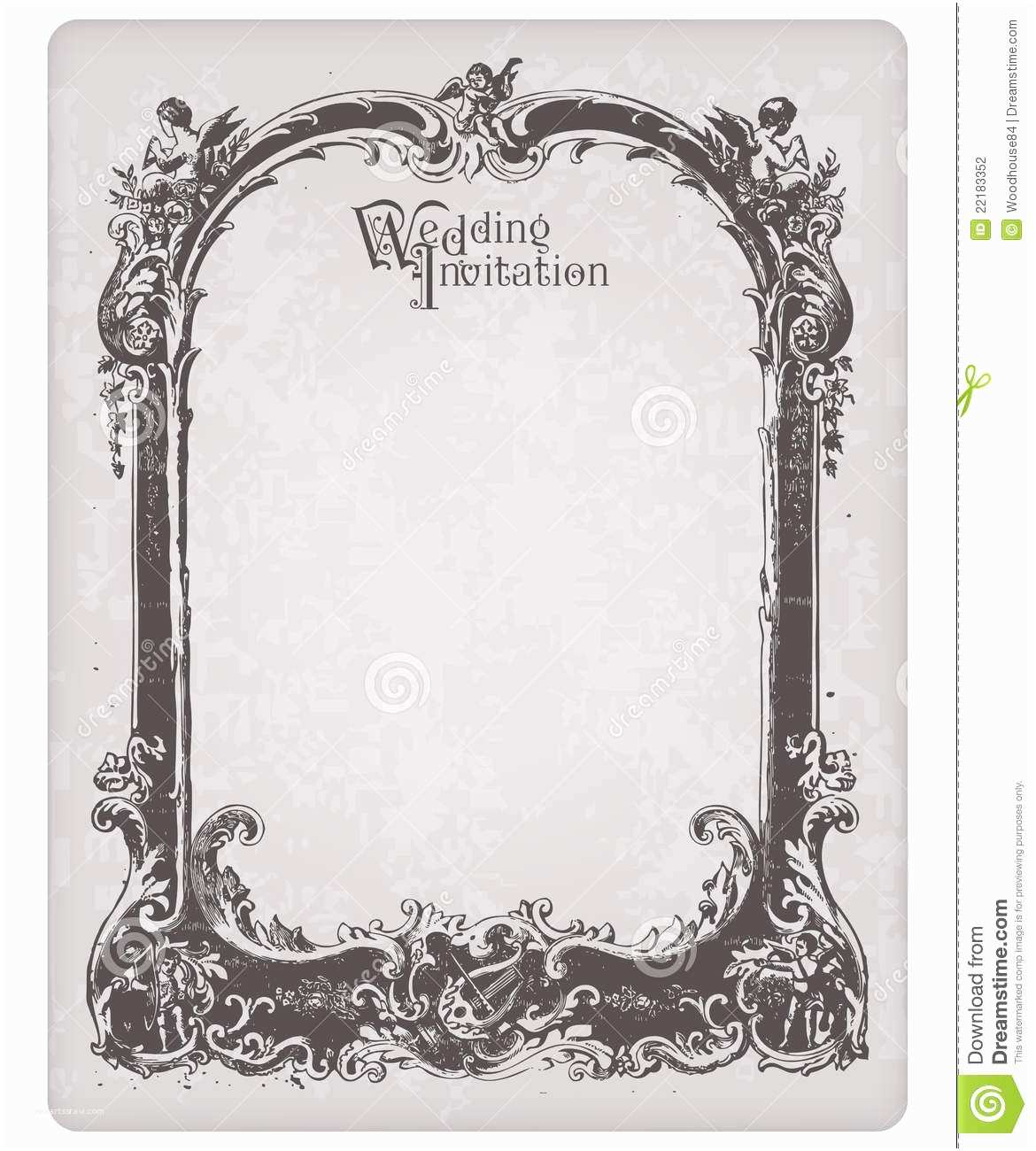 Time Frame for Wedding Invitations Vintage Postcard Wedding Invitation Hot Girls Wallpaper