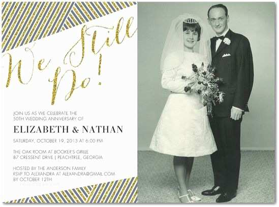 Tiny Prints Wedding Invitations 39 Best Images About 50th Anniversary Invites & Words On
