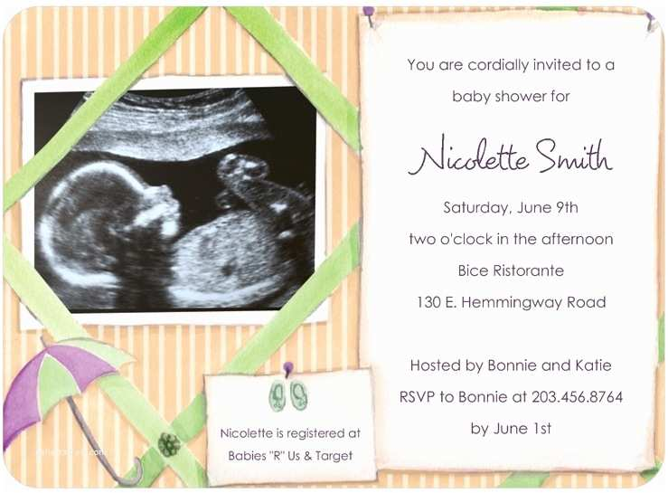 Tiny Prints Wedding Invitations Tiny Prints Baby sonogram Invites Omg S