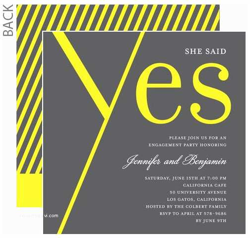 Tiny Prints Wedding Invitations Wedding Ideas Tiny Prints Engagement Party Invitations
