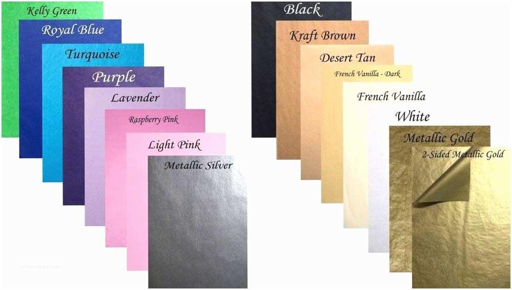 Tissue for Wedding Invitations 50 Custom Cut Wedding & Scrapbook Invitation Insert Tissue