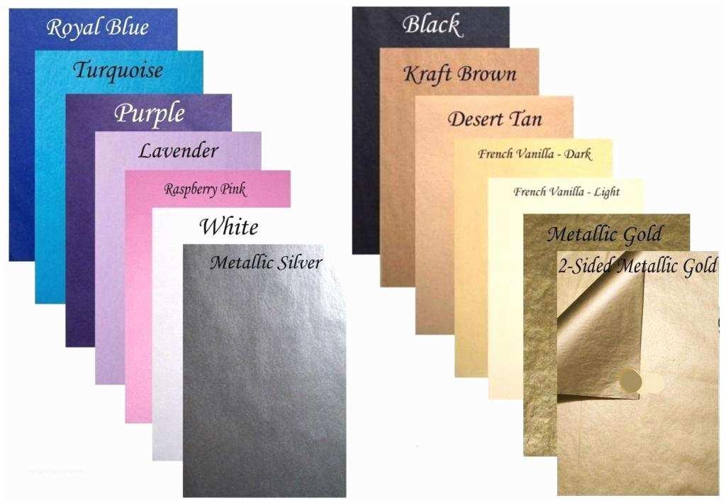Tissue for Wedding Invitations 50 Sheets Custom Cut Wedding Invitation Insert Tissue