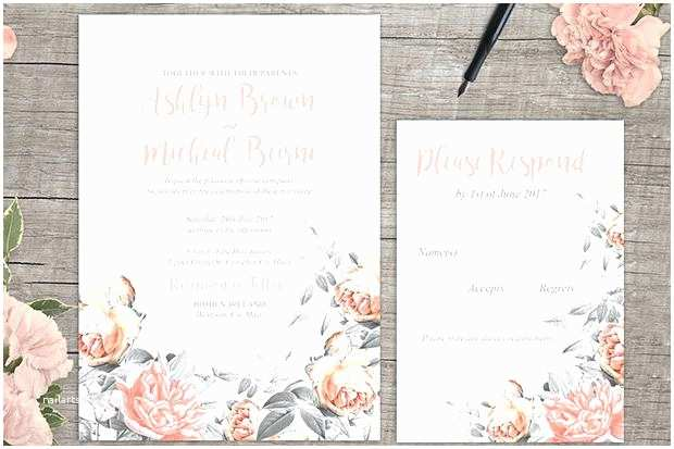 Together With Their Parents Wedding Invitation To Her With Their