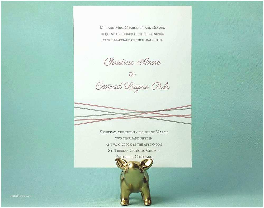 Together with their Parents Wedding Invitation Wedding Invitation Wording Along with their Families