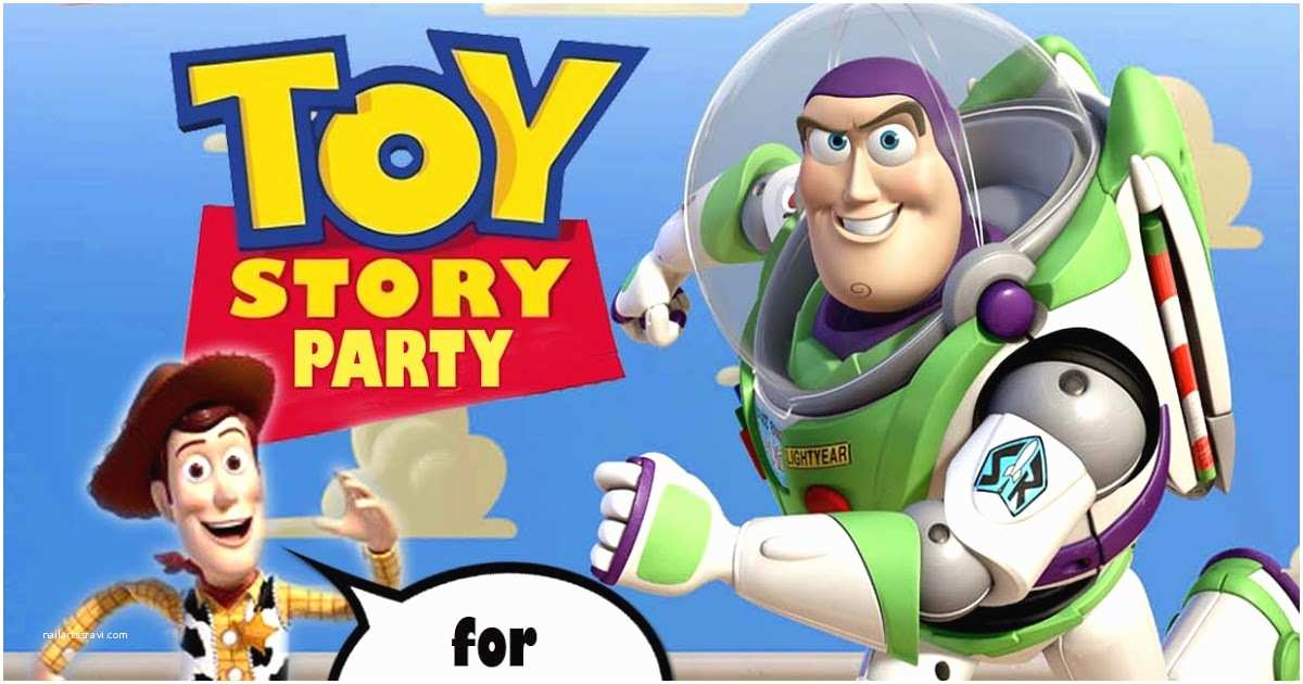 Toy Story Party Invitations Free Kids Party Invitations toy Story Party Invitation
