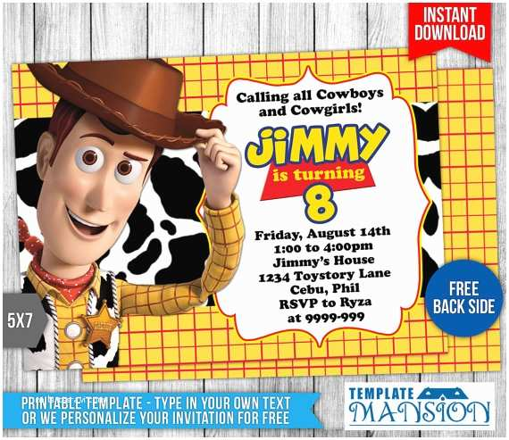 graphic about Free Printable Toy Story Invitations referred to as Toy Tale Bash Invites No cost Printable toy Tale