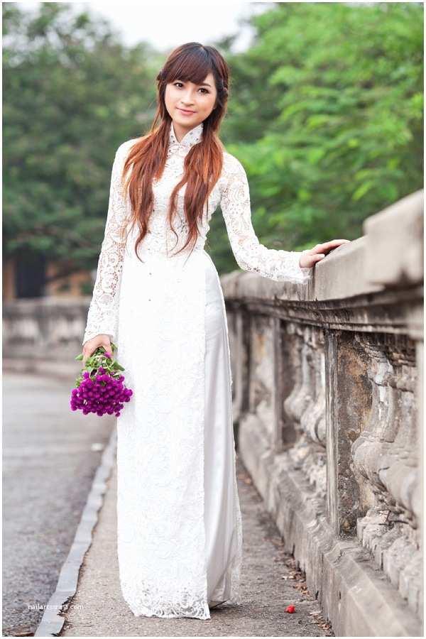 Traditional Vietnamese Wedding Invitations Vietnamese Traditional Dress Vietnamese English
