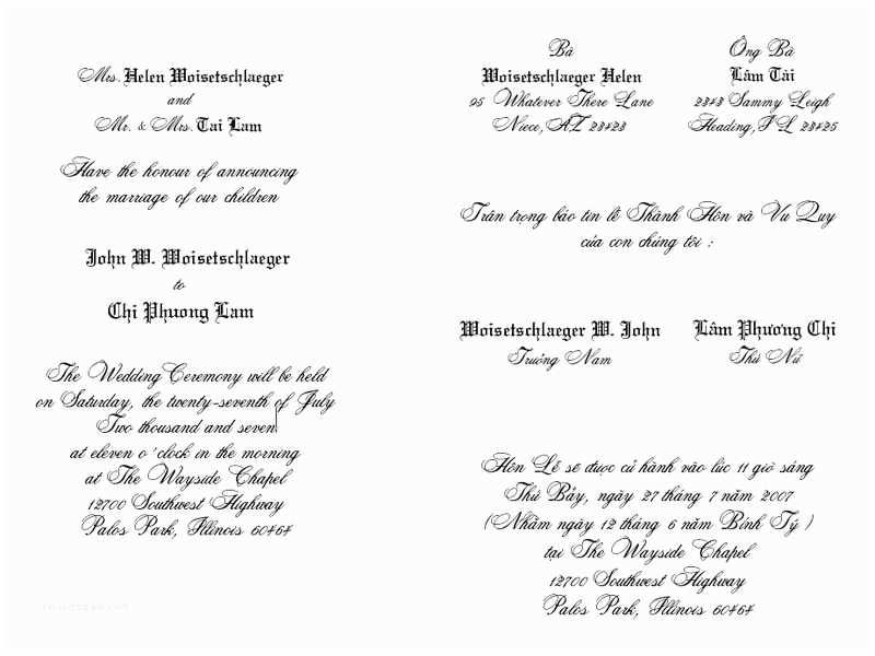 Traditional Vietnamese Wedding Invitations Vietnamese Wedding Invitations Thiep Cuoi by Ap Printing