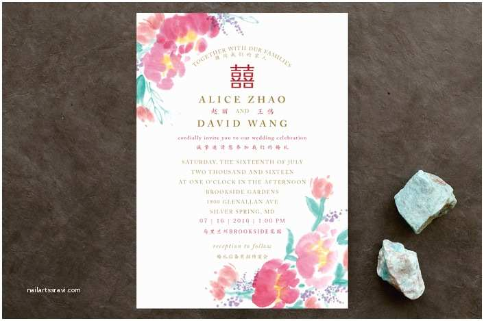 Traditional Vietnamese Wedding Invitations Wording Second Marriage Suitable Success