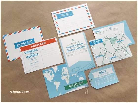 Travel themed Wedding Invitations Let S Fly Away to Her Travel theme Wedding Ideas