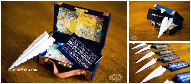 Travel themed Wedding Invitations Travel themed Wedding Invitations & Save the Dates
