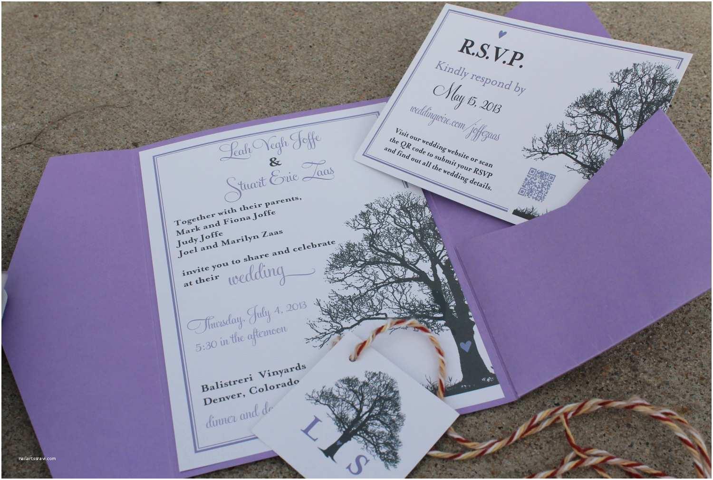 Tree Wedding Invitations Tree theme Wedding Invitation Rsvp Card & Monogram Design