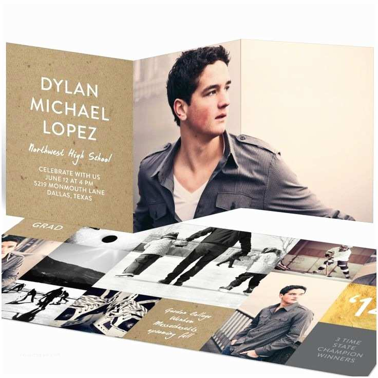Tri Fold Graduation Invitations 774 Best Images About Paper On Pinterest