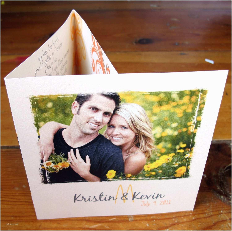 Tri Fold Wedding Invitations Tri Fold Wedding Invitation Includes A by Gwenmariedesigns