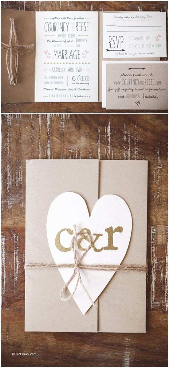 Truly Romantic Wedding Invitations 2142 Best Images About Handmade Weddings On Pinterest