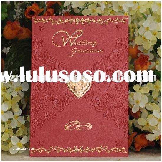 Truly Romantic Wedding Invitations Truly Romantic Wedding Invitations for Sale Price China