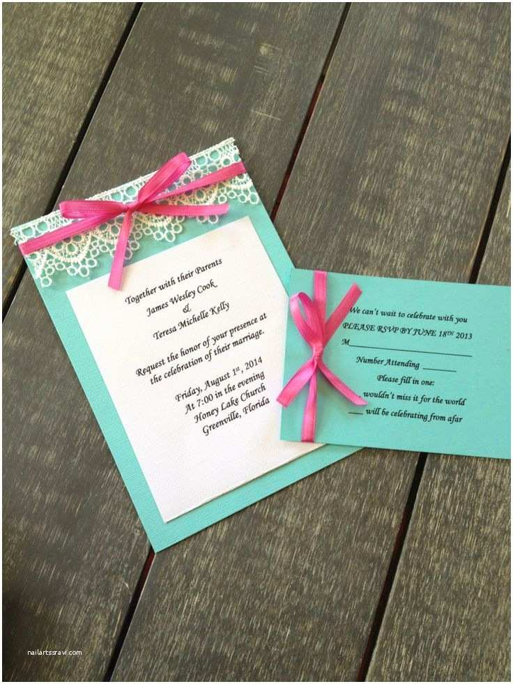 Turquoise and Hot Pink Wedding Invitations 50 Best Wedding Aqua and Pink Images On Pinterest