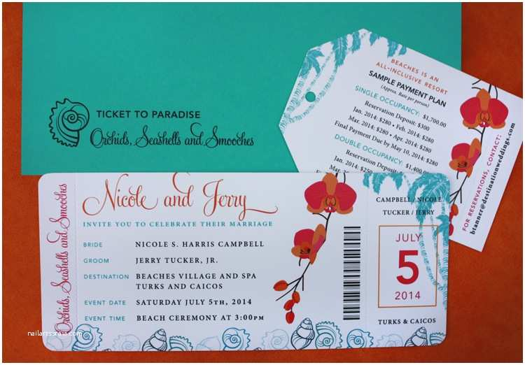 Turquoise and Hot Pink Wedding Invitations Beach and Coastal Archives Page 3 Of 14 Emdotzee Designs