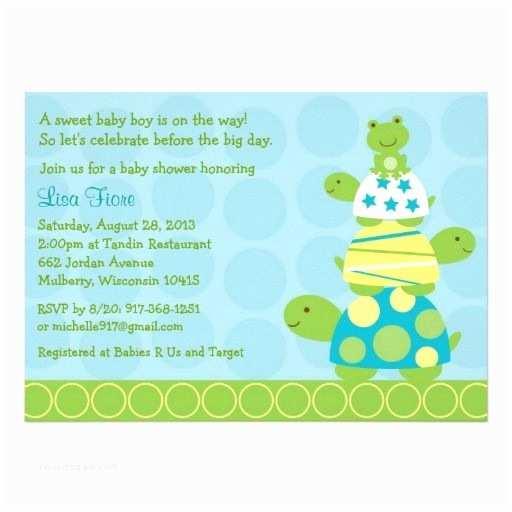 Turtle Baby Shower Invitations 427 Best Turtle Baby Shower Invitations Images On