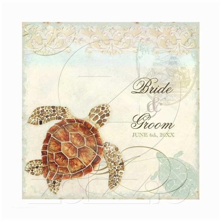 Turtle Wedding Invitations 13 Best Sea Turtle Wedding Ideas Images On Pinterest