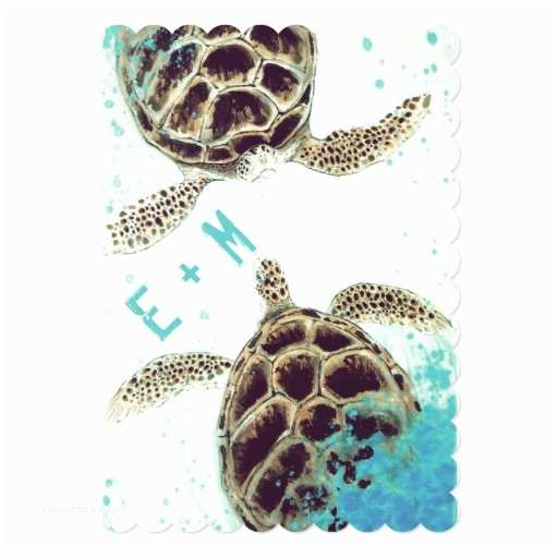 Turtle Wedding S Sea Turtle Love Wedding