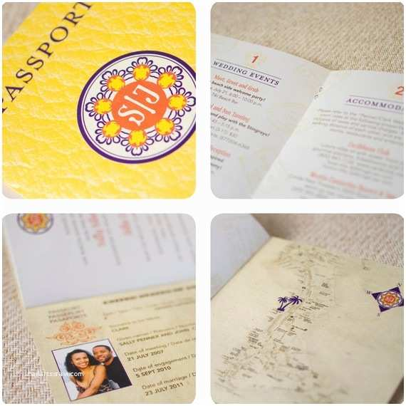 Turtle Wedding Invitations Unxia Sea Turtle Passport Destination Wedding Invitation