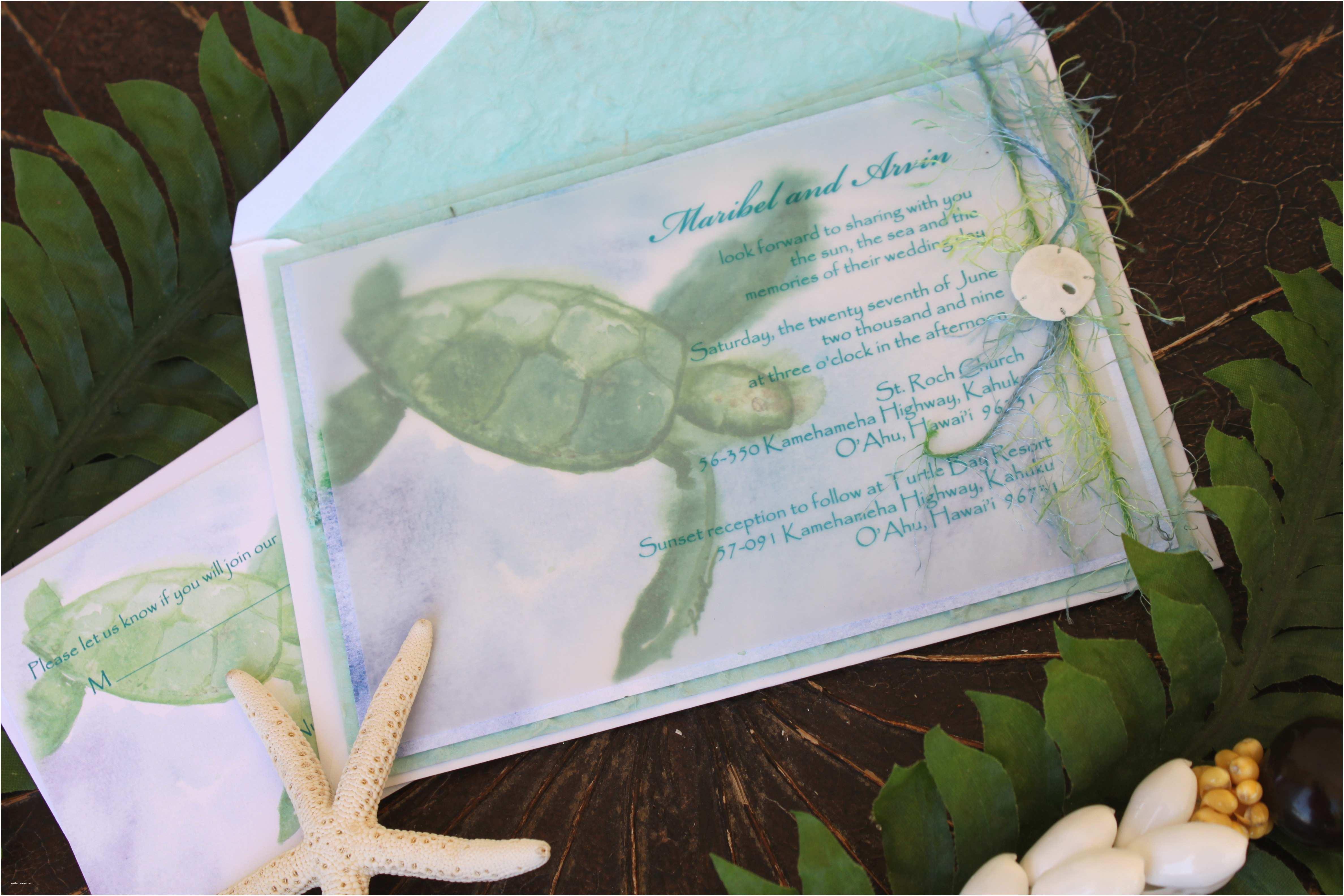 Turtle Wedding S Wedding