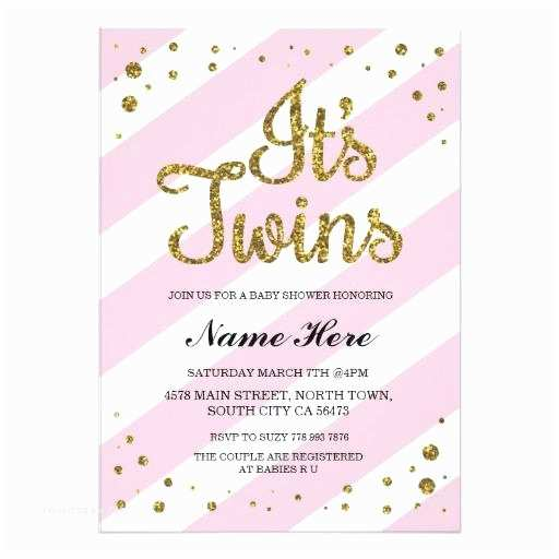Twin Baby Shower Invitations Twin Baby Shower Invitations