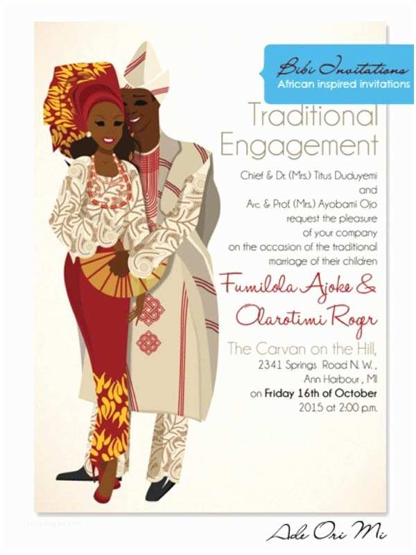 Typical Wedding Invitation 1000 Images About Traditional Nigerian Ghanaian Wedding
