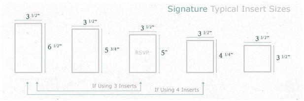 Typical Wedding Invitation Size Diy Wedding Invites In 5 Easy