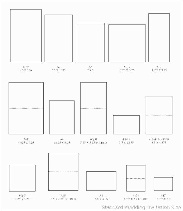 Typical Wedding Invitation Size Our 50 Favorite Wedding Invitations Standard Wedding